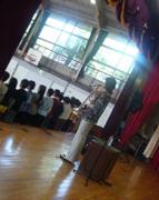 4年生との合唱
